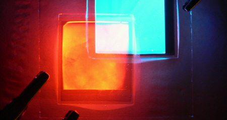 Transparante OLED's