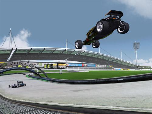 TrackMania Nations-screenshot