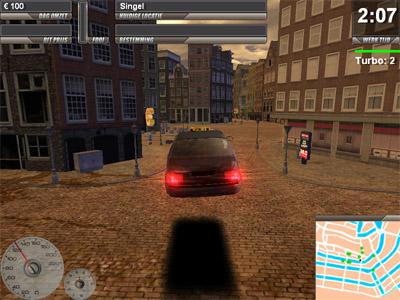 Davilex' Amsterdam Taxi Madness