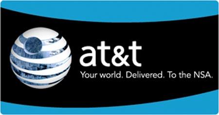 AT&T helpt de NSA
