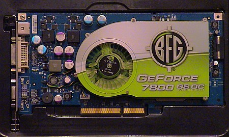 BFG GeForce 7800 GS OC