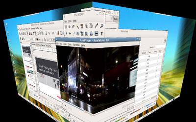 Xgl Cube demo