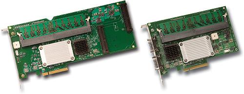 LSI Logic MegaRAID SAS 8408E en 8480E