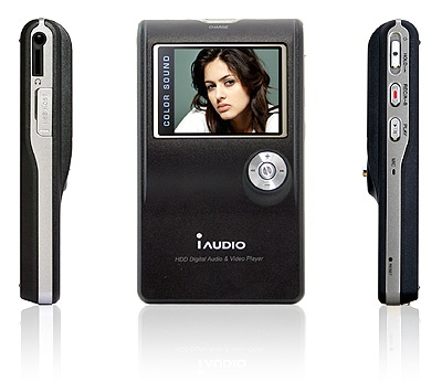 Cowon iAudio X5v 20GB