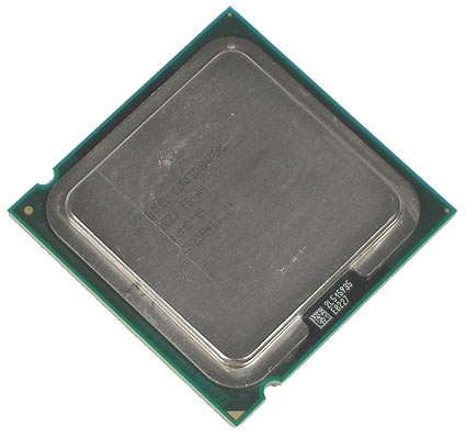 Intel Pentium D 'Presler' (engineering sample)