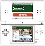 Opera op een Nintendo DS