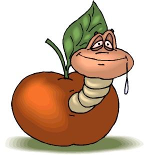 Onbespoten appeltje