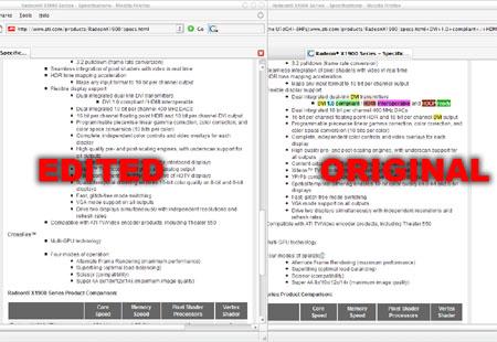 ATi-productpagina X1900 met en zonder HDCP (klein)