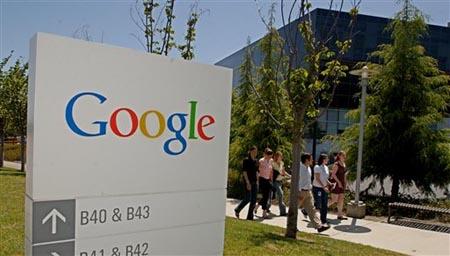 Google gebouw