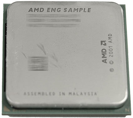 AMD Socket AM2 sample