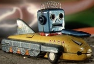 robotkarretje