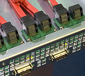 Infiniband-connectors