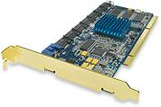 ICP ICP9087MA PCI-X SATA RAID-adapter (klein)