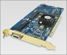 ICP ICP9085LI PCI-X SAS RAID-adapter (klein)