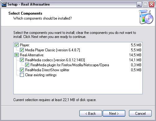 Real Alternative 1.47