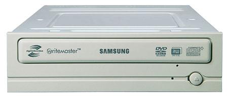 Samsung SH-W162L dvd-brander met LightScribe