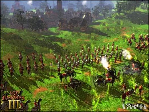 Age Of Empires III screenshot (resized)