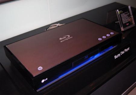 LG BD199-Blu-ray-speler