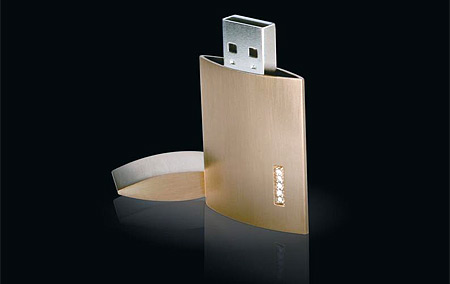 Luxe usb-drive van White Lake