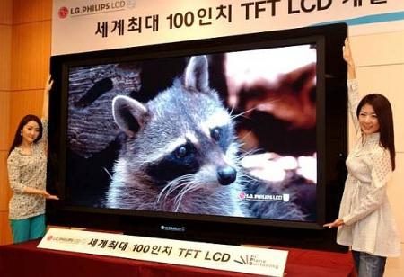 LG.Philips 100inch-lcd-scherm