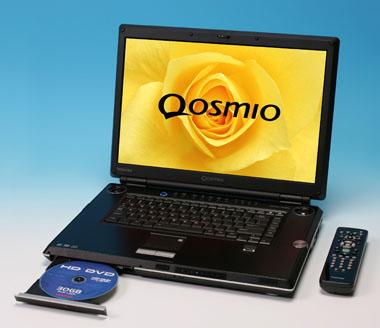 Qosmio-laptop