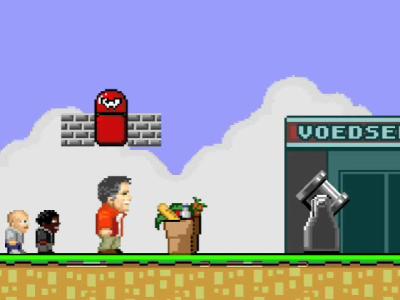 Super Mario Bos