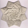 Origamibloemetje