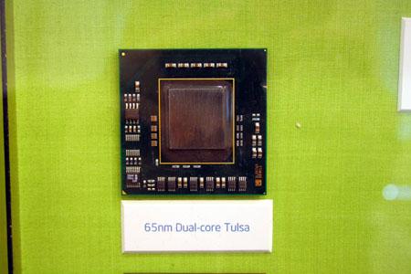 Intel 65nm Xeon MP Tulsa