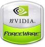 nVidia ForceWare logo (klein)
