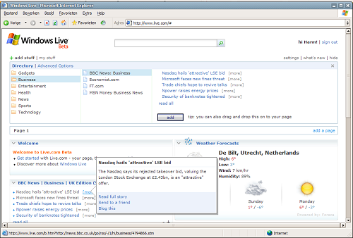 Windows Live in actie (kleiner)