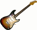 Fender strat '55