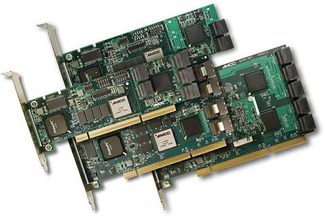 AMCC 3ware 9550SX familie