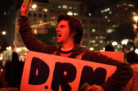 Rage against DRM