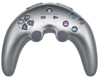 PlayStation 3-controller (klein)