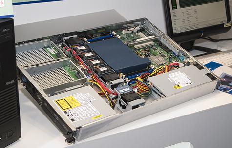 CeBIT 2006: Asus RS161-E2/PA2