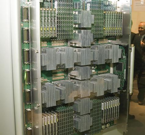 CeBIT 2006: Fujitsu S190 moederbord