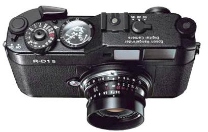 Epson R-D1s digitale meetzoekercamera