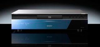 Sony BDP-S1 Blu-ray-speler