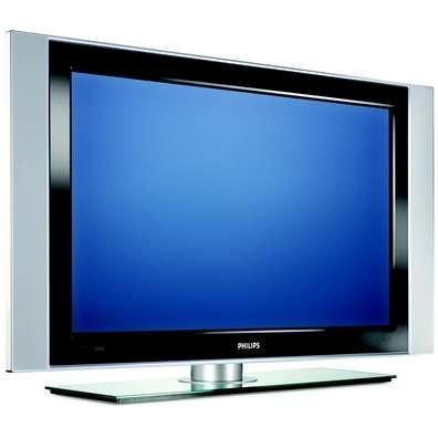 Plasma-tv met ambilightfunctie van Philips