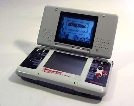 Nintendo DS-casemod NS (binnenkant)