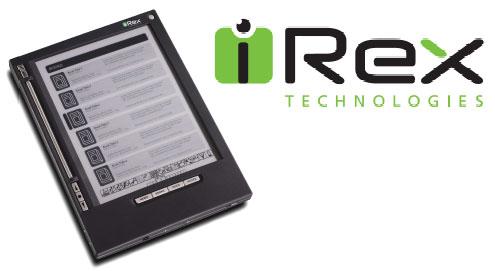 iRex ER0100 Iliad - foto en logo