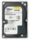 Western Digital-schijf van 250GB (232,8GiB)