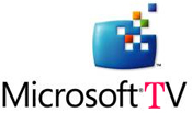 Microsoft TV-logo met Deutsche Telekom-invloeden