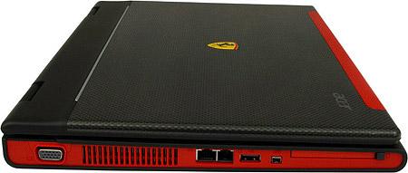 Acer Ferrari 4005WLMi notebook