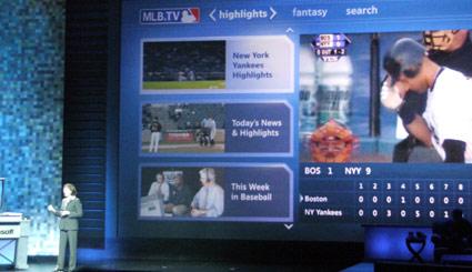 SBC presenteert vier televisiestreams via IPTV