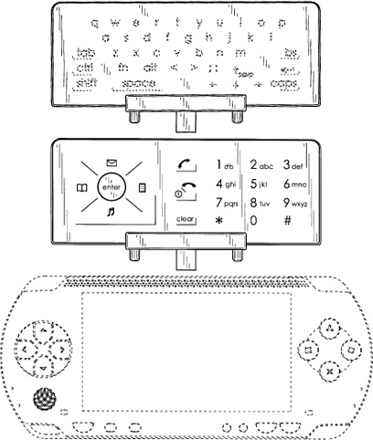 PSP-patentaanvragen