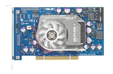 Asus Ageia PhysX PPU