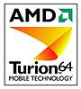 AMD Turion 64 logo