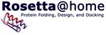 Rosetta@Home-stampede: R@H-logo