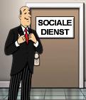 Jeeves bij de Sociale Dienst